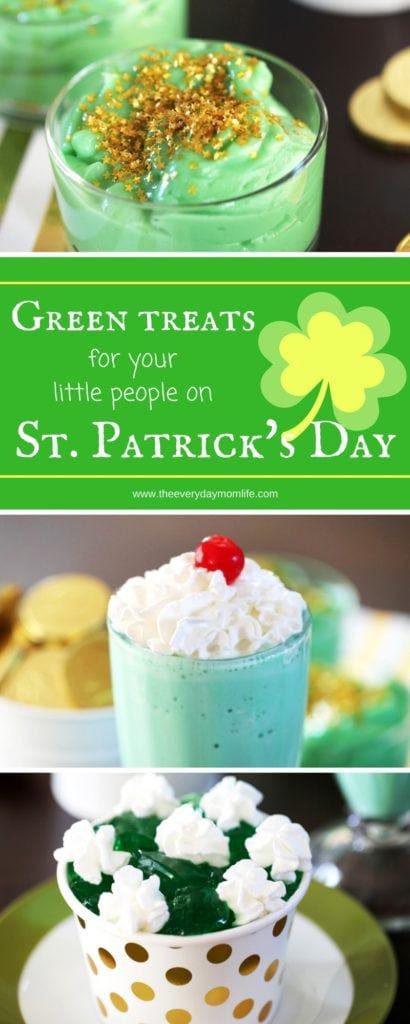 St. Patrick's Day Treats for your kids