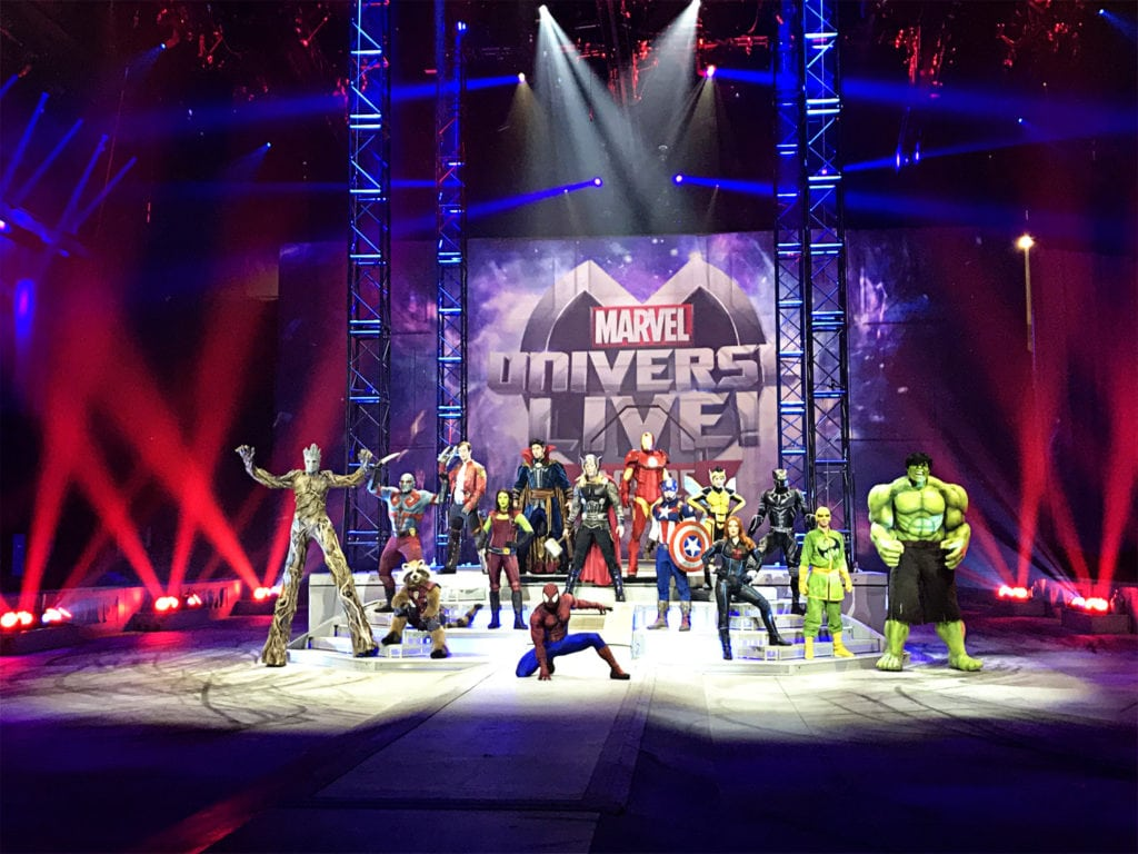 Marvel Universe Live! Age of Heroes - The Everyday Mom Life