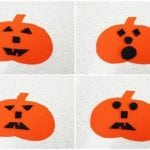 Teach Shapes & Emotions With The Emotional Pumpkin Activity